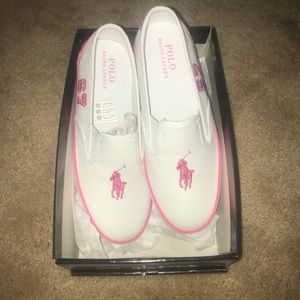 Girls Polo Shoes